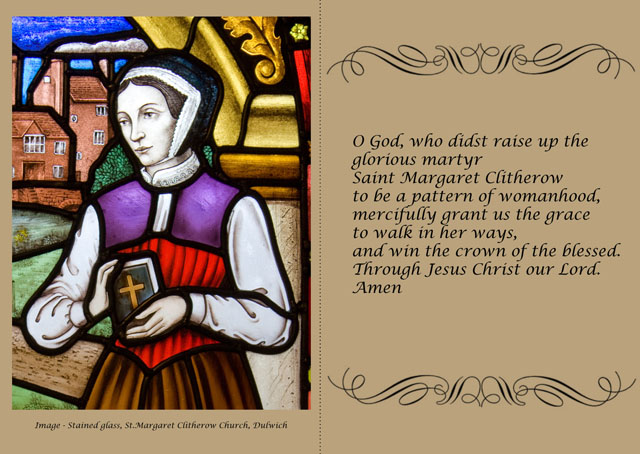 St_Margaret_Clitherow_Prayer_Card_thumbnail