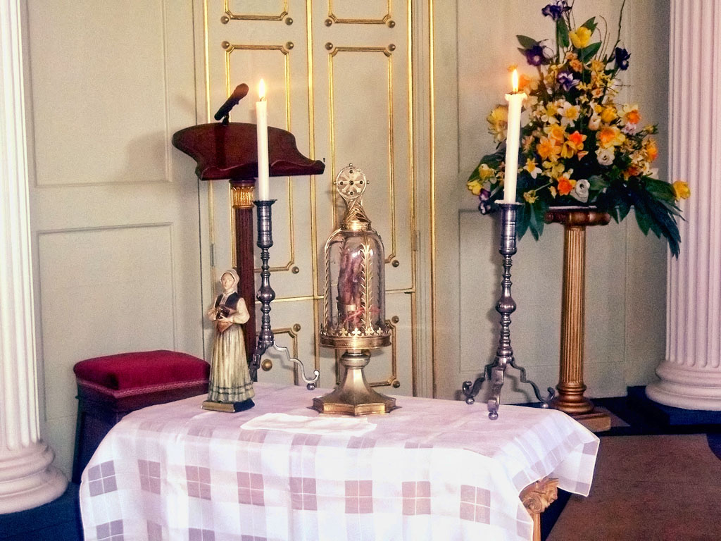st_margaret_clitherow_relic
