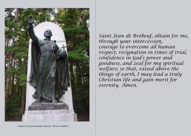St_Jean_Brebeuf_Prayer_card_Thumbnail